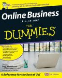 Online Business All In One For Dummies