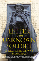 Letter To An Unknown Soldier  A New Kind of War Memorial