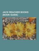 Jack Reacher Books Book