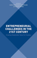 Entrepreneurial Challenges in the 21st Century Pdf/ePub eBook