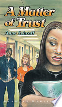 link to A matter of trust in the TCC library catalog