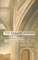 The English Judges