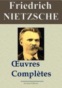 Pdf Friedrich Nietzsche : Oeuvres complètes (23 titres annotés et illustrés) Telecharger