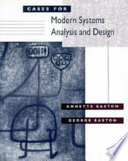 Cases for Modern Systems Analysis and Design
