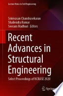Recent Advances in Structural Engineering Book
