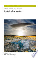 Sustainable Water Book