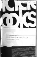 Black Books Bulletin Book PDF