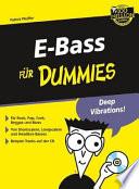 E-Bass für Dummies