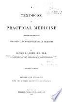 A Text-book of Practical Medicine