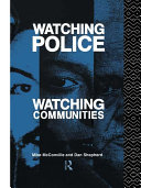 Pdf Watching Police, Watching Communities