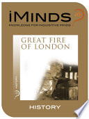 Great Fire Of London History