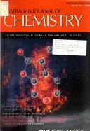 Australian Journal of Chemistry