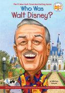 Who Was Walt Disney? Pdf/ePub eBook