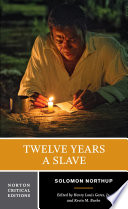 Twelve Years a Slave  Norton Critical Editions