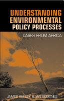Understanding Environmental Policy Processes Pdf/ePub eBook