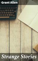 Strange Stories Pdf/ePub eBook