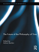 The Future of the Philosophy of Time Pdf/ePub eBook