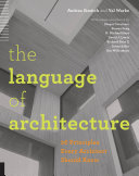 The Language of Architecture [Pdf/ePub] eBook