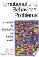 Emotional and Behavioral Problems Book PDF