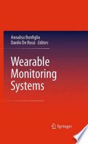 Wearable Monitoring Systems Book PDF