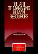 The Art of Managing Human Resources