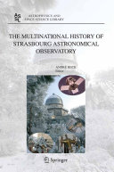 The Multinational History of Strasbourg Astronomical Observatory