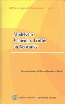 Models for Vehicular Traffic on Networks