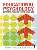 Educational Psychology  Concepts  Research and Challenges