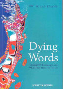 Cover of Dying Words