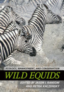 Wild Equids Pdf/ePub eBook