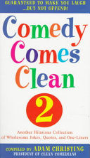 Comedy Comes Clean 2