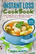 Instant Loss Cookbook Book PDF