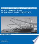 Port Operations, Planning and Logistics