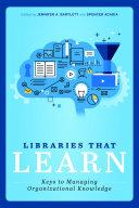 Libraries that Learn [Pdf/ePub] eBook