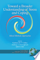 Toward a Broader Understanding of Stress and Coping Book
