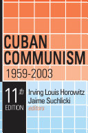 Cuban Communism, 1959-2003 Pdf/ePub eBook