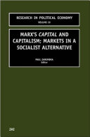 Marx s Capital and Capitalism