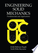 Engineering Solid Mechanics Book