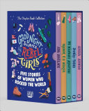 Good Night Stories for Rebel Girls - The Chapter Book Collection banner backdrop