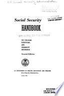 Social Security Handbook on Old-age, Survivors, and Disability Insurance