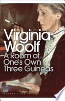 A Room of One s Own Three Guineas Book