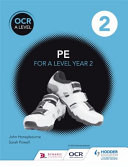 OCR PE for A-Level Year 2