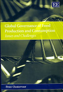 Global Governance of Food Production and Consumption