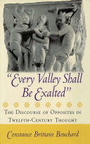 """Every Valley Shall be Exalted"": The Discourse of Opposites ..."
