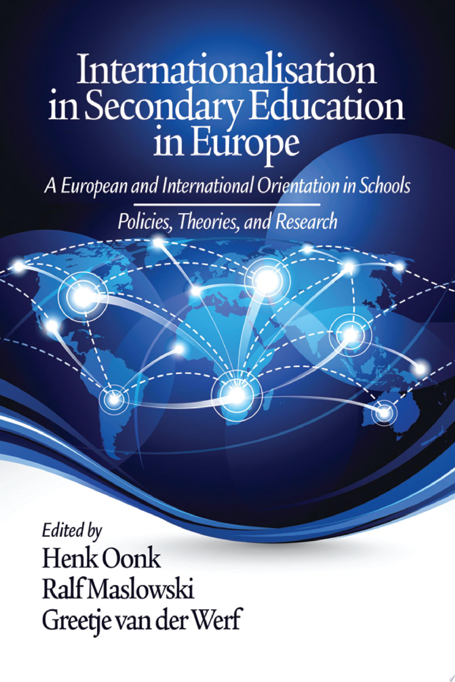 Internationalisation in Secondary Education in Europe