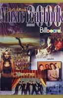 2000 Billboard Music Yearbook