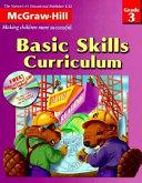 Basic Skills Curriculum