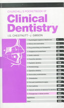 Churchill s Pocketbook of Clinical Dentistry