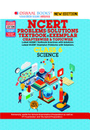 Oswaal NCERT Problems   Solutions  Textbook   Exemplar  Class 6 Science Book  For 2022 Exam