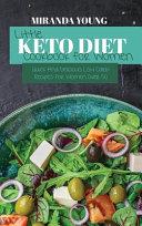 Little Keto Diet Cookbook For Women